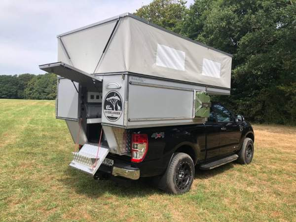 Camp-Crown Overlander 220