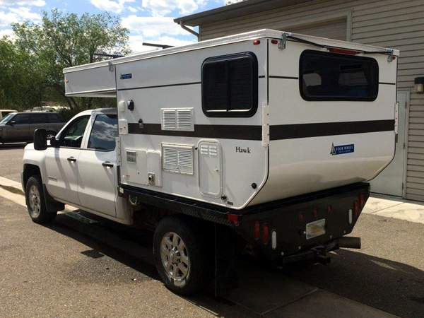 Four Wheel Campers UTE Wohnkabine