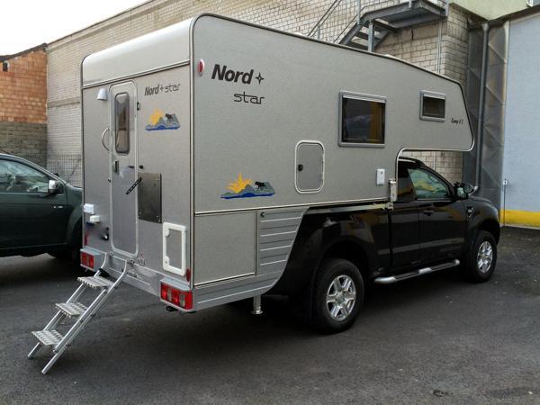 Nordstar Camp 8 S