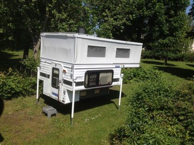 Wohnkabinen Vermietung Four Wheel Campers