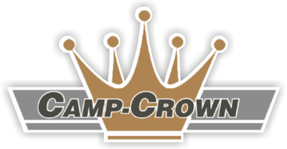 Logo Camp-Crown Wohnkabinen
