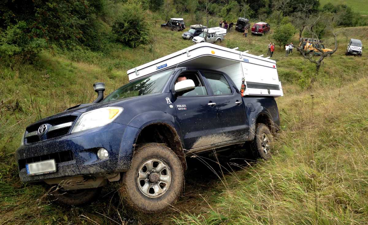 Wohnkabinencenter Offroad Training Carexperience
