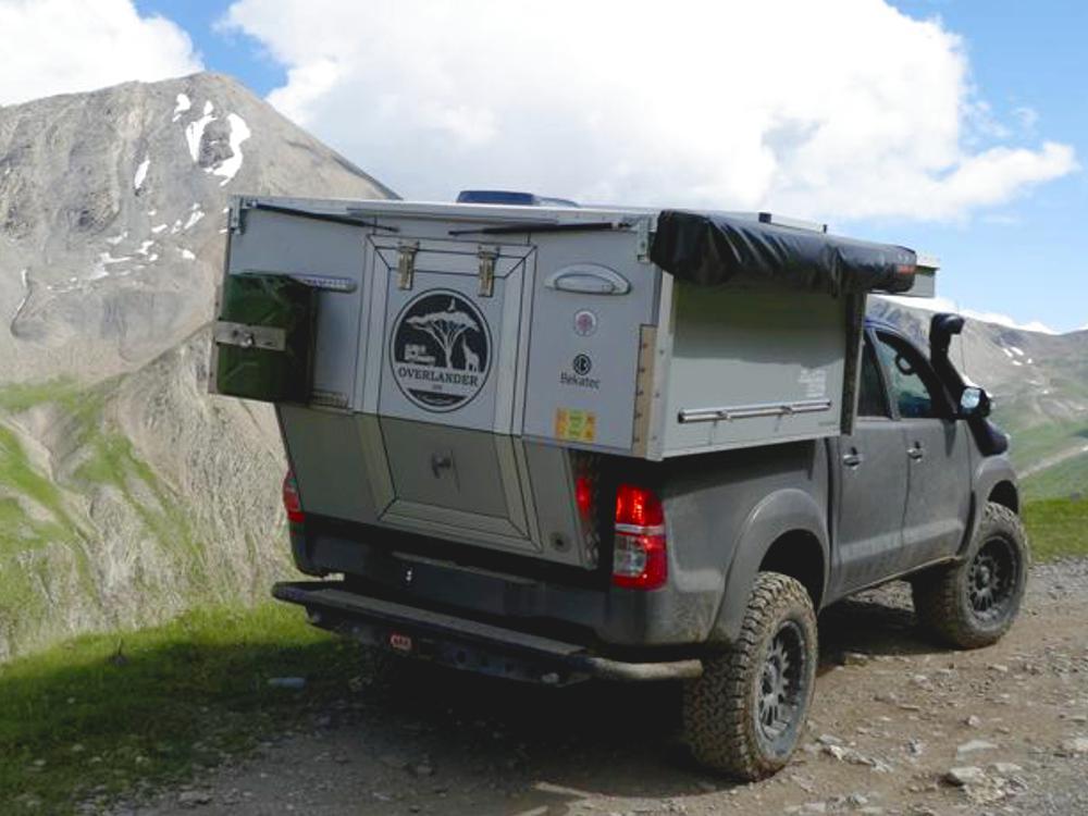 Camp-Crown Overlander 190